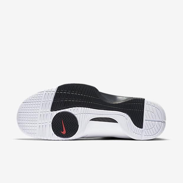 f82dd4516249 ... Nike Hyperdunk OG White Sport Red Dark Obsidian Mens Basketball Shoes  ...