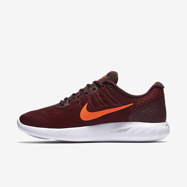 dc6f0cb2fcc ... Nike LunarGlide 8 Night Maroon Noble Red Black Total Crimson Mens  Running Shoes ...