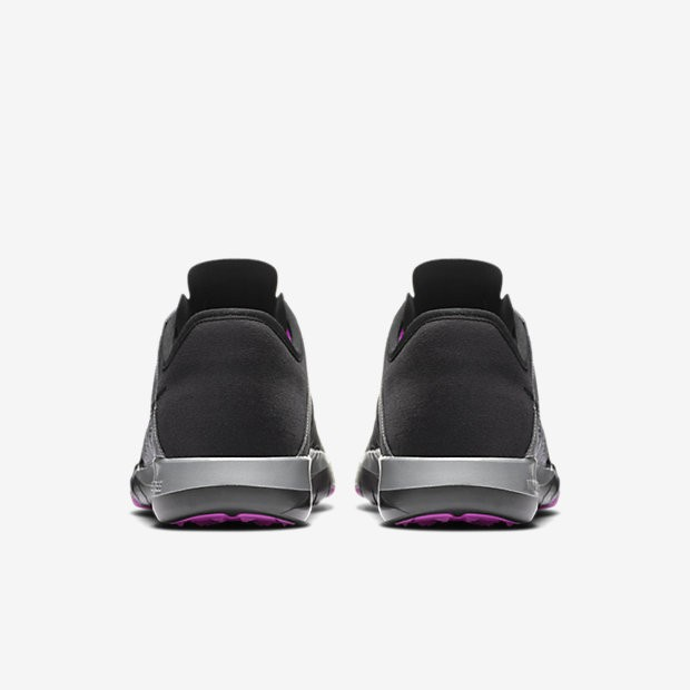 5ea02999666e0 ... Nike Free TR 6 Metallic Metallic Silver Hyper Violet Black Womens  Training Shoes