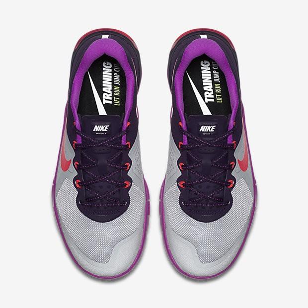 2d770f374f ... Nike Metcon 2 Pure Platinum/Hyper Violet/Purple Dynasty/Total Crimson  Womens Training ...