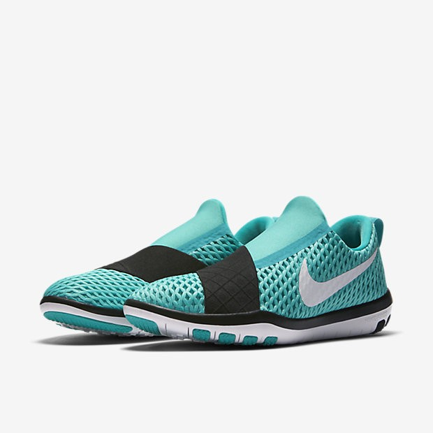 2535d8b81813 ... cheap nike free connect clear jade black white womens training shoes  f7e4a 8fcf0
