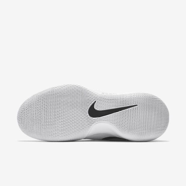 reputable site b2aad c66ae ... Nike Hypershift (Team) White Black Womens Basketball Shoes ...