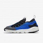 Nike Air Footscape NM Hyper Cobalt/Summit White/Dark Grey/Black Mens Shoes