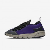 Nike Air Footscape NM Court Purple/Light Taupe/Anthracite/Black Mens Shoes