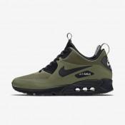 Nike Air Max 90 Mid Winter Dark Loden/Dark Grey/Black Mens Shoes