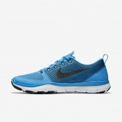 Nike Free Train Versatility Blue Glow/White/Black Mens Training Shoes