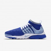Nike Air Presto Ultra Flyknit Racer Blue/Blue Grey/White/Blue Tint Mens Shoes