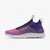 Nike F.C. Free Hypervenom 2 Vivid Purple/Court Purple/Flat Silver/Black Mens Shoes