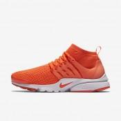 Nike Air Presto Ultra Flyknit Total Crimson/White/Pink Blast/Total Crimson Mens Shoes