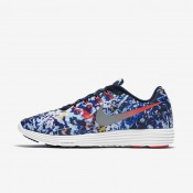 Nike LunarTempo 2 (Jungle Pack) Bright Crimson/Reflect Silver/Summit White/Midnight Navy Mens Running Shoes