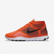 Nike Free Train Instinct Total Crimson/Black/White/Hyper Pink Mens Training Shoes
