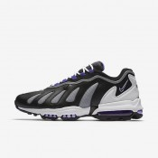 Nike Air Max 96 XX Black/Dark Concord/White/Metallic Silver Mens Shoes