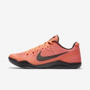 Nike Kobe XI Bright Mango/Bright Crimson/Black Mens Basketball Shoes