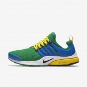 Nike Air Presto Essential Lucid Green/Hyper Cobalt/Varsity Maize/Black Mens Shoes