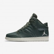 Jordan 1 Flight 4 Grove Green/Light Bone Mens Shoes