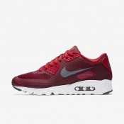 Nike Air Max 90 Ultra Essential Team Red/University Red/White/Dark Grey Mens Shoes