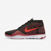 Nike Free Train Instinct Black/Ember Glow/Blue Glow/Total Crimson Mens Training Shoes