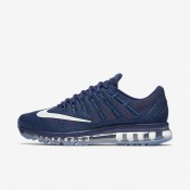 Nike Air Max 2016 Loyal Blue/Blue Glow/Bright Mango/Summit White Mens Running Shoes