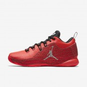 Jordan CP3.X Infrared 23/Black/Bright Mango/White Mens Basketball Shoes