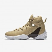 Nike LeBron XIII Elite LB Linen/Multi-Colour Mens Basketball Shoes