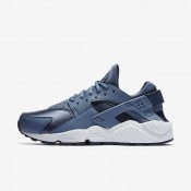 Nike Air Huarache Ocean Fog/White/Midnight Navy Womens Shoes