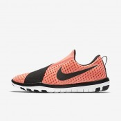 Nike Free Connect Bright Mango/Black/Summit White/Metallic Silver Womens Training Shoes