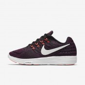 Nike LunarTempo 2 Black/Fire Pink/Bright Mango/Summit White Womens Running Shoes