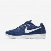 Nike LunarTempo 2 Loyal Blue/Fountain Blue/Green Glow/Summit White Womens Running Shoes