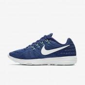 Nike LunarTempo 2 Loyal Blue/Fountain Blue/Green Glow/Summit White Womens Running Shoes