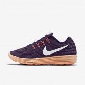 Nike LunarTempo 2 Purple Dynasty/Plum Fog/Peach Cream/Bright Mango Womens Running Shoes