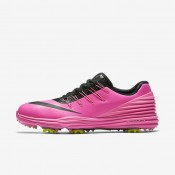 Nike Lunar Control 4 Pink Blast/Volt/Black Womens Golf Shoes