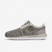 Nike Roshe Two Flyknit String/Neutral Olive/Black/String Womens Shoes