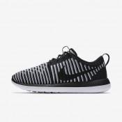 Nike Roshe Two Flyknit Black/White/Cool Grey/Black Womens Shoes