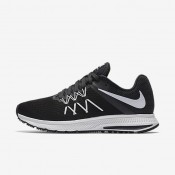 Nike Zoom Winflo 3 Black/Anthracite/White Womens Running Shoes