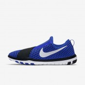 Nike Free Connect Racer Blue/Black/White Womens Training Shoes