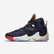 Nike LeBron XIII Limited Multi-Colour/Sail/Obsidian unisex Basketball Shoes