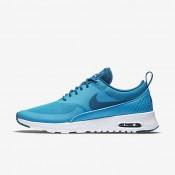 Nike Air Max Thea Blue Lagoon/White/Green Abyss Womens Shoes
