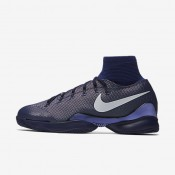 Nike Court Air Zoom Ultrafly Clay Loyal Blue/Racer Blue/Deep Royal Blue/White unisex Tennis Shoes