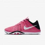 Nike Free TR 6 Pink Blast/Black/White/White Womens Training Shoes