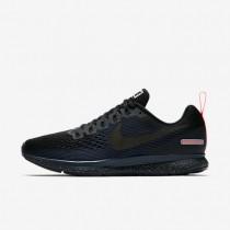Nike Air Zoom Pegasus 34 Shield Chaussure de running pour Homme Noir/Noir/Obsidienne/Noir Référence : 907327-001