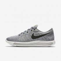 Nike LunarEpic Low Flyknit Cool Grey/Wolf Grey/Summit White/Black Mens Running Shoes