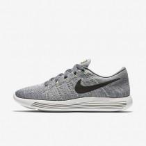Nike LunarEpic Low Flyknit Cool Grey/Wolf Grey/Summit White/Black Mens Running Shoes