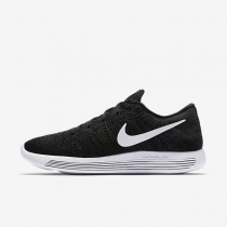 Nike LunarEpic Low Flyknit Black/Anthracite/White Mens Running Shoes