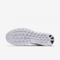Nike Free RN White/White Mens Running Shoes