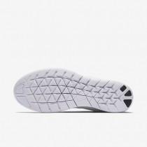 Nike Free RN White/White Mens Running Shoes