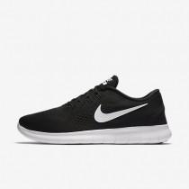 Nike Free RN Black/Anthracite/White Mens Running Shoes