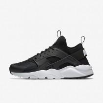 Nike Air Huarache Ultra Black/Anthracite/White/White Mens Shoes
