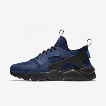 Nike Air Huarache Ultra Coastal Blue/Dark Obsidian/Black/Dark Obsidian Mens Shoes