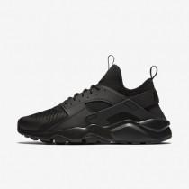 Nike Air Huarache Ultra Black/Black/Black Mens Shoes