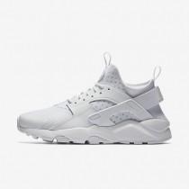 Nike Air Huarache Ultra White/White/White Mens Shoes